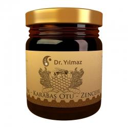 Bal - Karabaş Otu - Zencefil